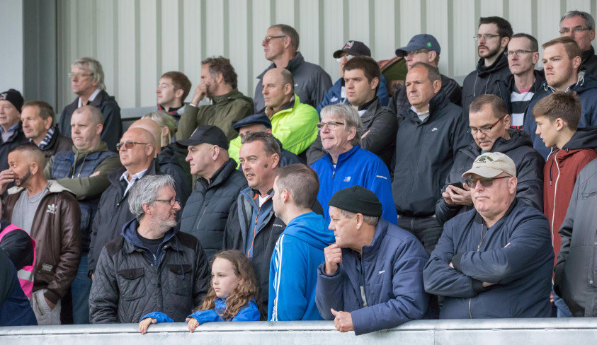 Spot yourself against Leamington --2