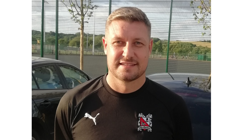 Darren Holloway appointed as assistant manager