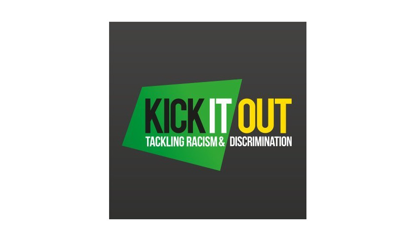 Darlington FC supports Kick It Out!