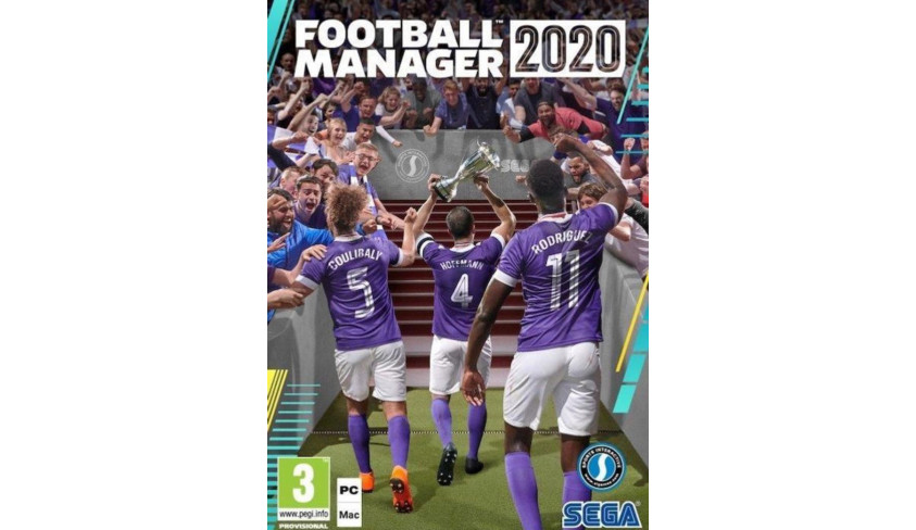 Football Manager 2020 on sale at Quaker Retail