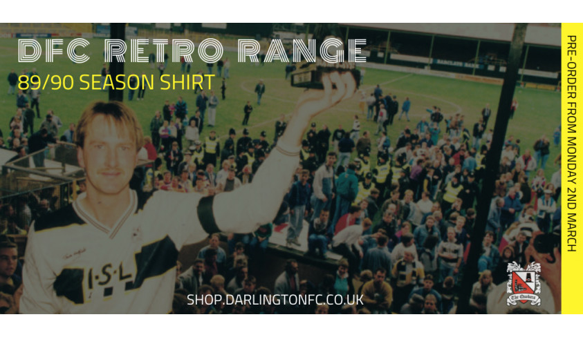 Retro shirts update