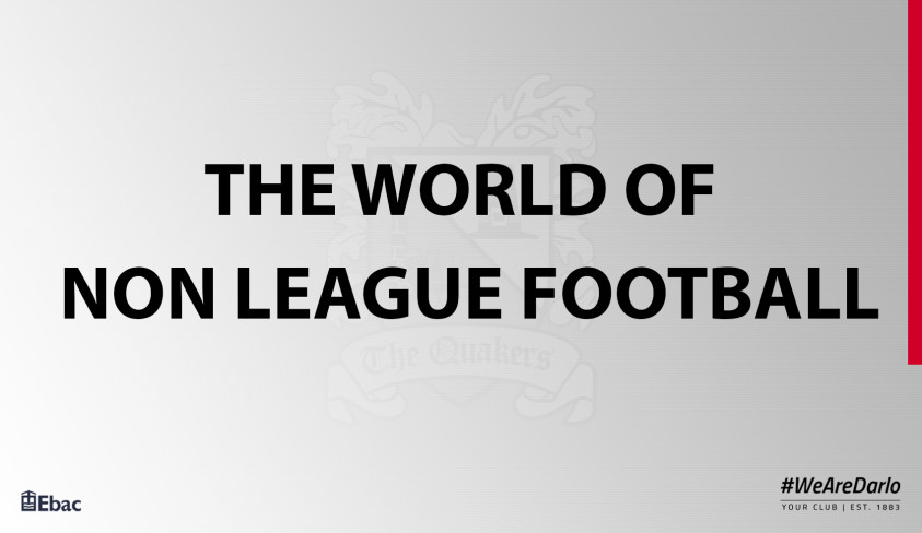 The world of non league football