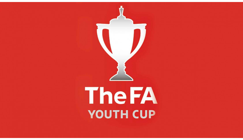 Academy lads in FA Youth Cup action