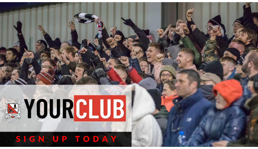 Launch of YOURCLUB website by the DFCSG