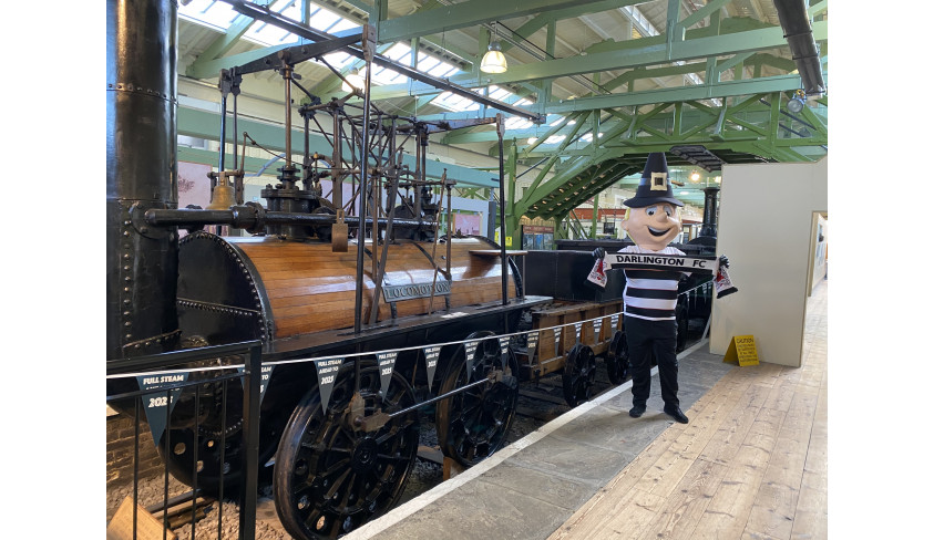 "Mr Q: Please sign the ""Keep the Loco in Darlo"" petition"
