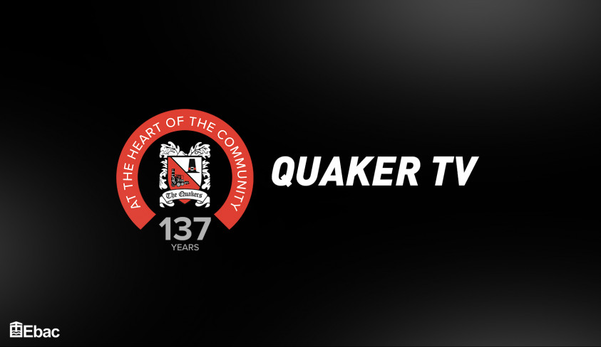 Take advantage of a great new advertising opportunity on Quaker TV!
