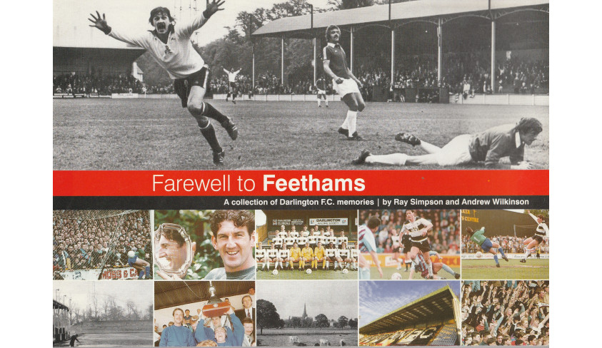 Farewell to Feethams -- Darlo fan David Lippett