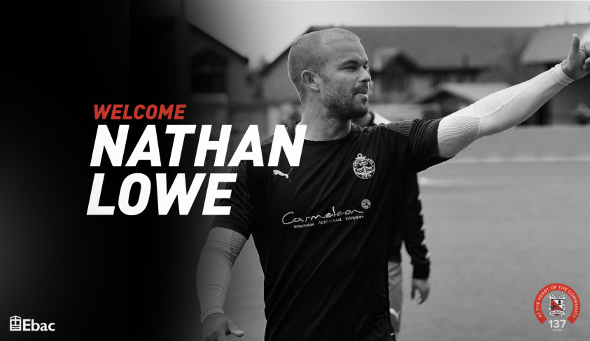 Quakers sign Nathan Lowe on loan