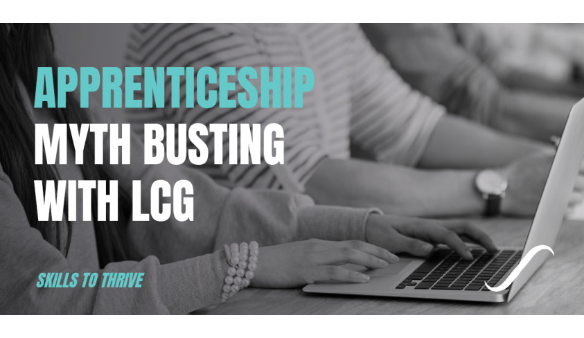 Apprenticeship Myth Busting with Learning Curve Group