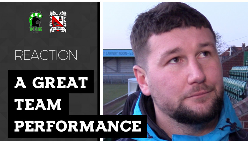Video: A Great Team Performance