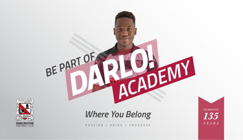 Tommy talks about the Academy Talent ID day