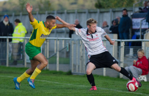 adam Mitchell v Stourbridge 1