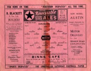 memory match pic 1 Darlo v Southport 1939 (1)