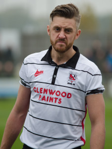 Darlington's new signing Lee Gaskell