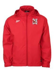 Rain Jacket Red