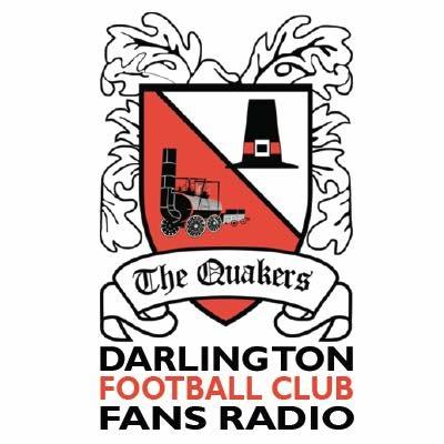 Darlo Fans Radio logo