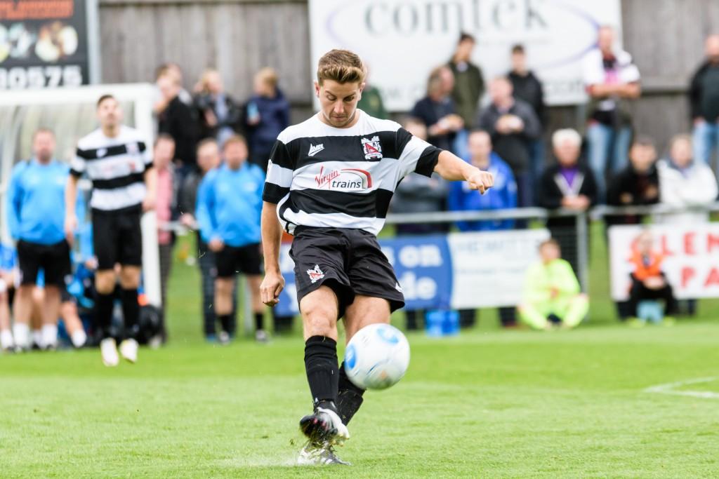 Josh Falkingham v Stalybridge 2