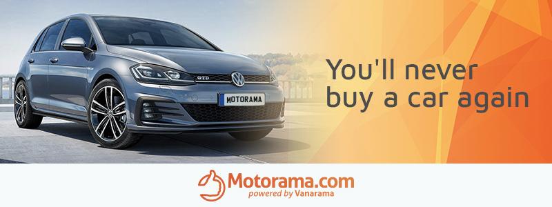 Motorama NL Web Banner