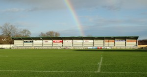 view of blackwell meadows 21st December