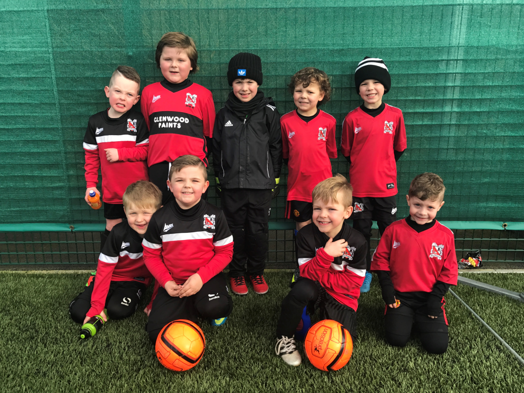 10th March Under 6s