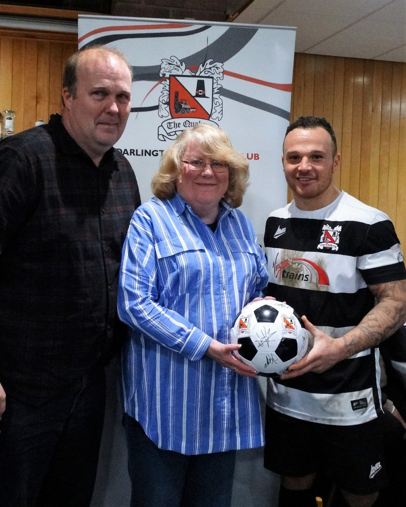 matchball sponsors Brackley