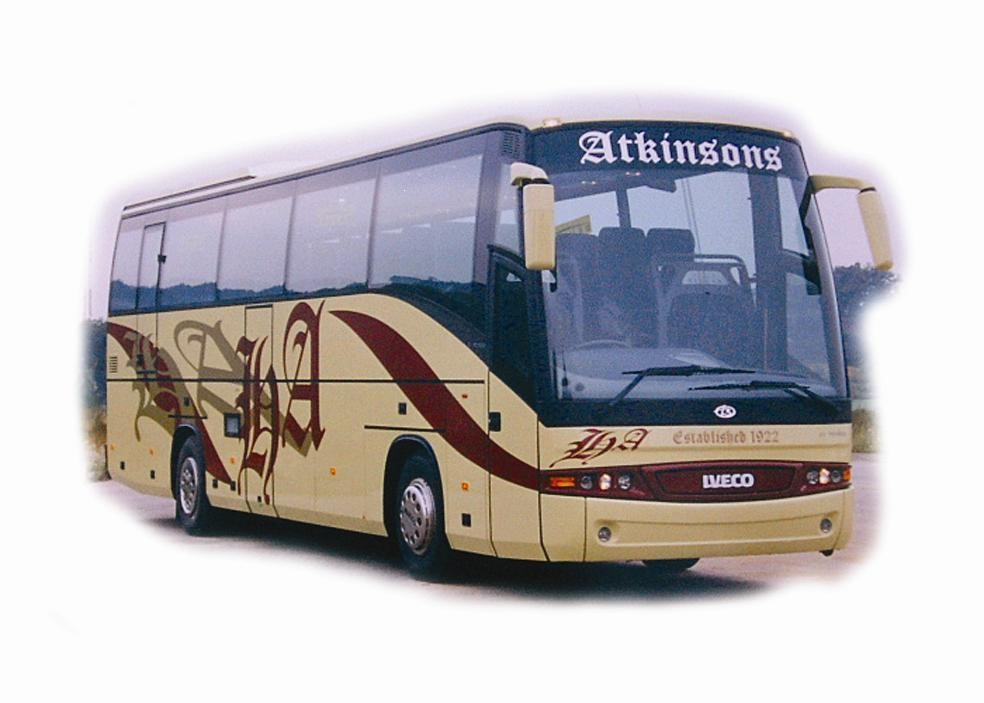 Atkinsons coaches