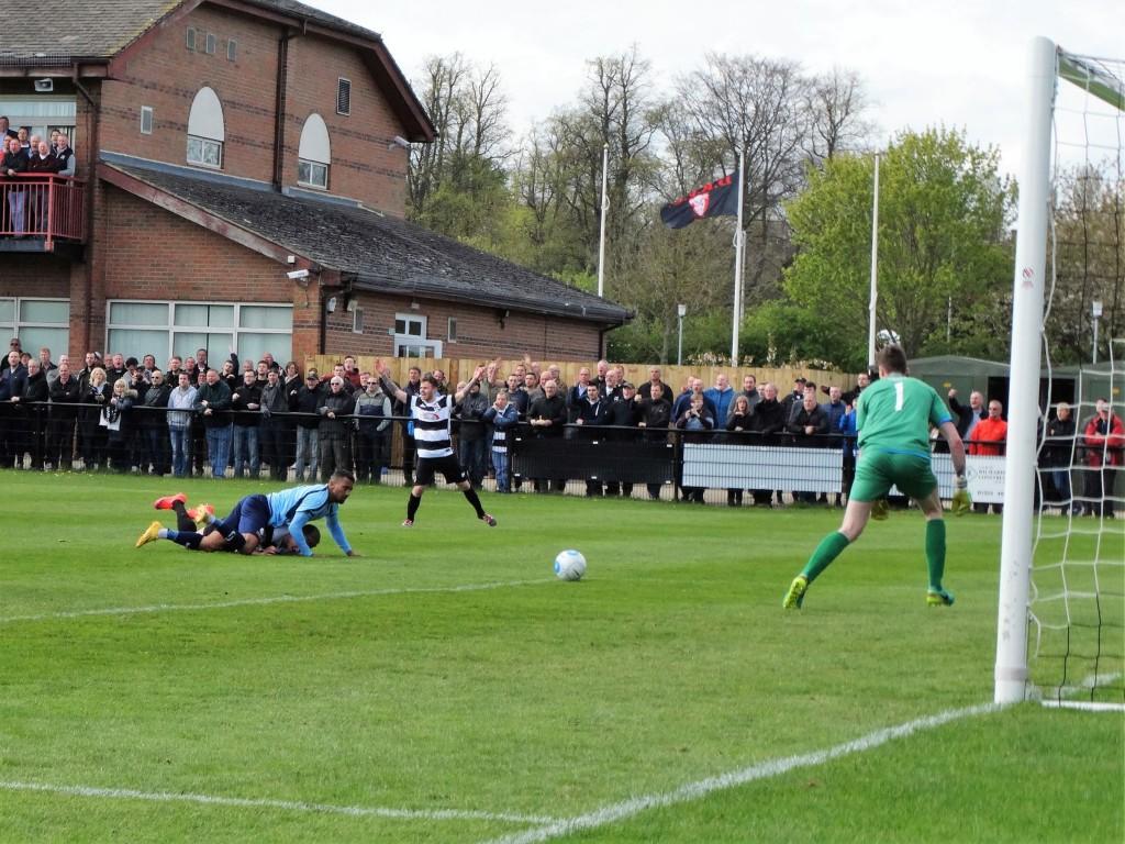 Penalty! - Darlington Football Club