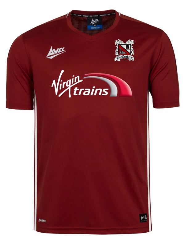 Darlington Away Shirt 2017-18
