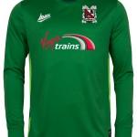 2017-2018 Avec (Adult) Replica Goalkeeper Kits