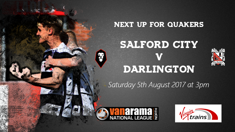 Next Up Salford City