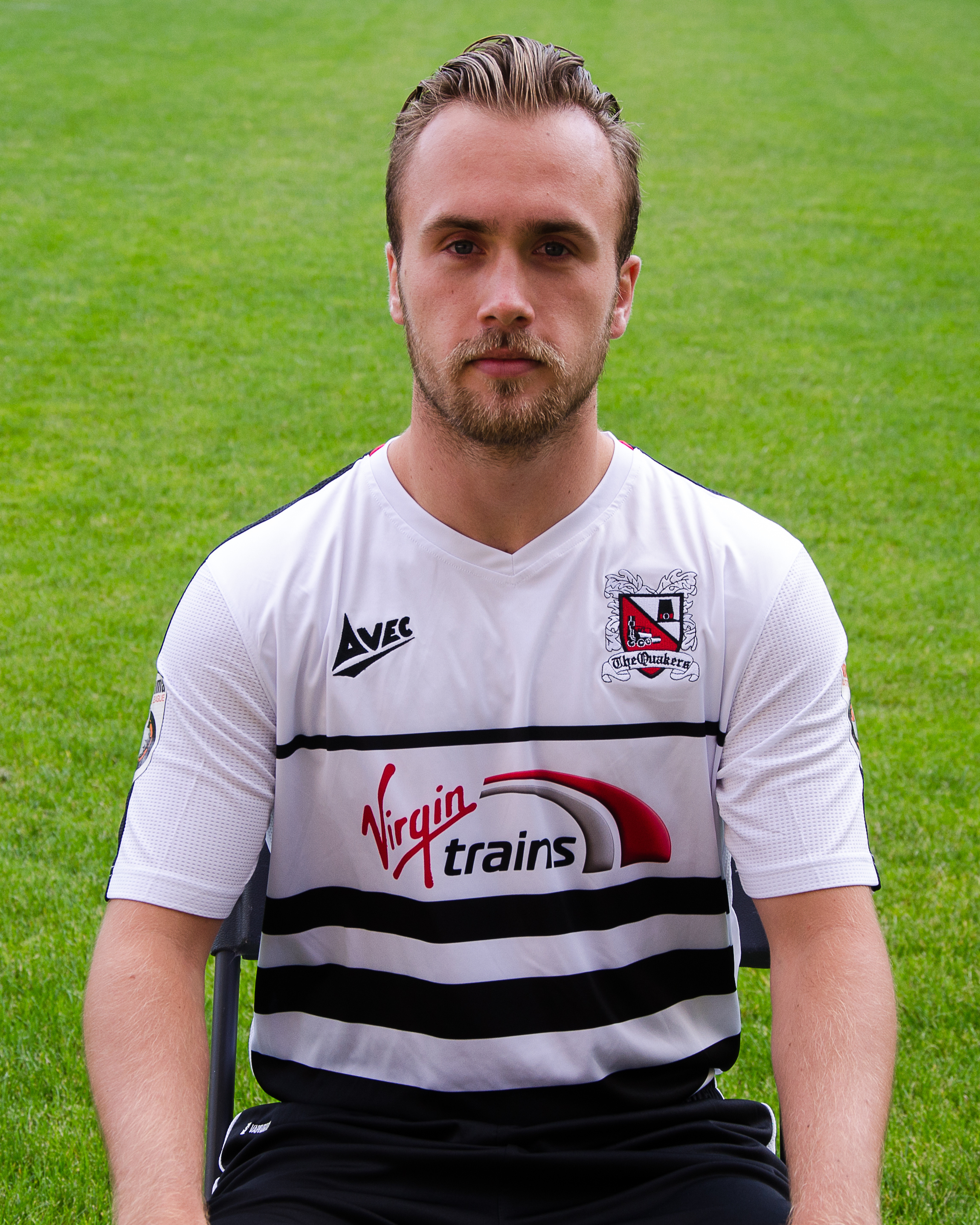 wholesale dealer a360d 084d0 Quakers sign Jordan Richards - News - Darlington Football Club