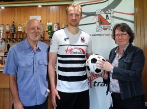 matchball sponsor Leamington