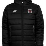 Black Padded Jacket
