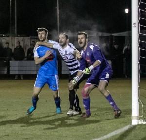 Reece Styche v Harrogate Trophy 2
