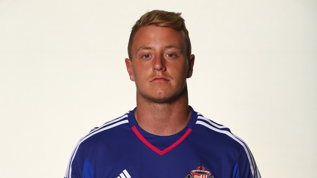 quakers sign keeper on youth loan from sunderland