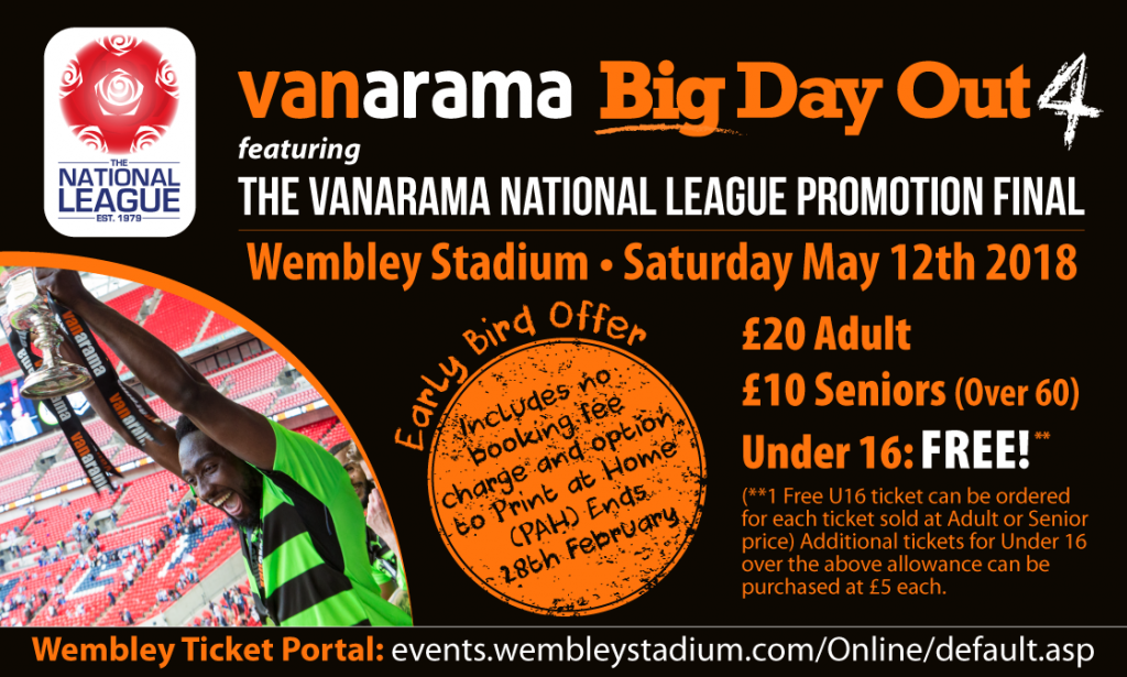 Vanarama Promotion Final Ad