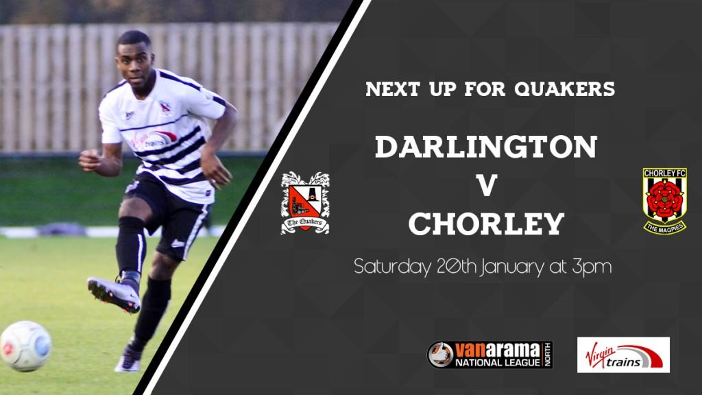 2018-01-20 Chorley