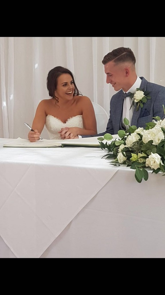 Ben O'Hanlon wedding