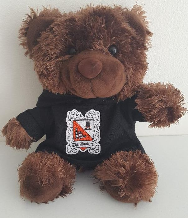 7th July Darlo Bear