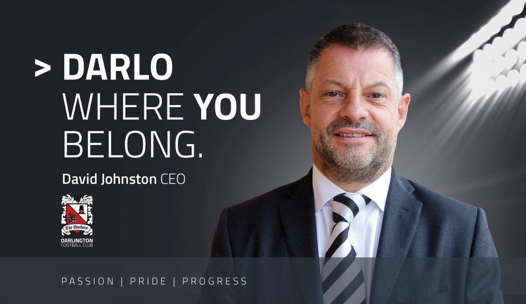 Where you belong David Johnston